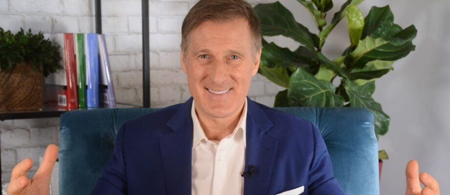 The Maxime Bernier Show
